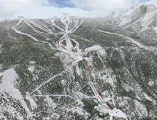 June Mountain Ski Area